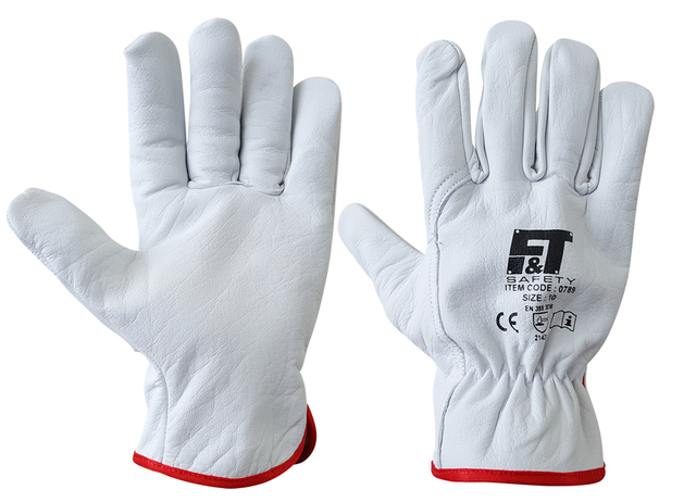 F&T DRIVER GLOVES 0789