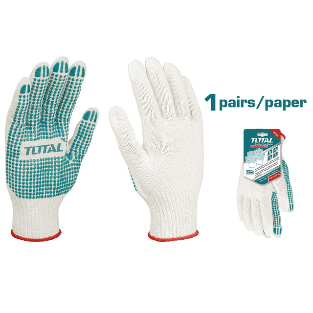 COTOOV GLOVES WITH PVC DOTS TSP11102P
