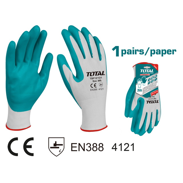 NITRILE GLOVES TSP12101P
